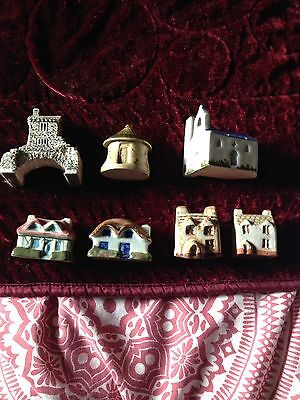 7 Heritage Houses Different Makers Tey Collection