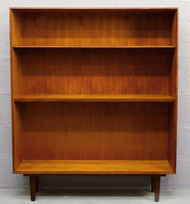 Retro Vintage Mid Century Danish Style Teak Bookcase by Kofod Larsen for G-Plan