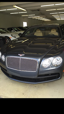 2015 Bentley Continental Flying Spur  bentley