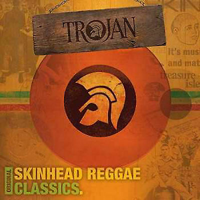 Trojan Original Skinhead Reggae Classics New Vinyl Lp In Stock Trojan Records