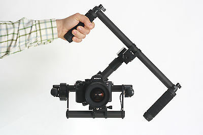 Dslr Steady Gimbal 2 Ejes Axis