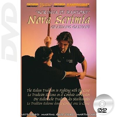 DVD Novascrimia Bastone The Cane