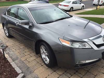 2009 Acura TL Technology Low Miles 58k with all the tech