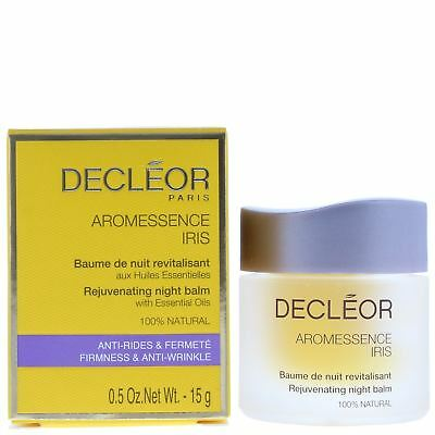 Decleor Aromessence Iris Rejuvenating Night Balm 15ml - Anti-Wrinkle