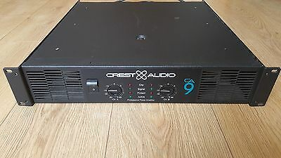crest ca9 power amp 2000w