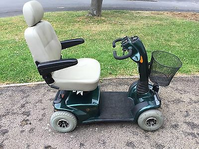 Mobility Scooter Craftmatic Comfort Coach IV 6mph