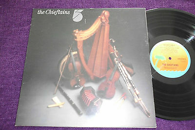 The Chieftains  5  1975 Lp  Island  Ilps 9334
