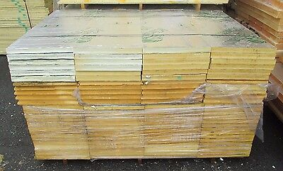 Seconds Insulation Board 40mm/45mm Kingspan/Ecotherm/Recticel