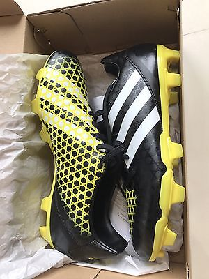 Adidas Incurza Rugby Boots Firm Ground Size 8uk