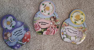 Pretty Petals Fairy Picture Board Books *Pages Create a Flower* 3 SET NEW!