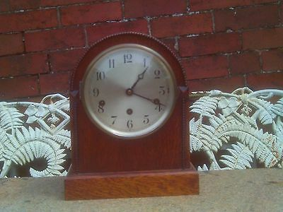 Old Westminster Chime Bracket Clock in GWO