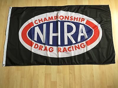2017 New For Nhra Drag Racing Flag Car Racing Banner 3X5Ft Free Shipping