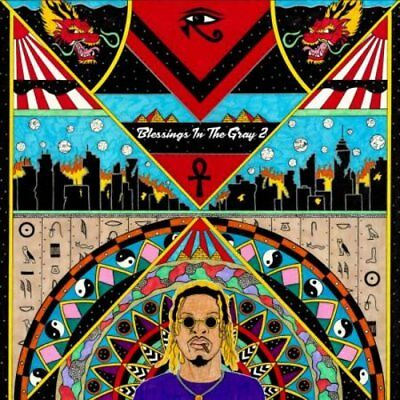 AKTHESAVIOR (of the Underachievers)  - Blessings In The Gray 2 LP NEU 09536913