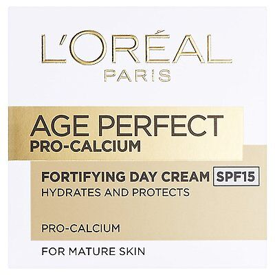 L'Oreal Paris loreal Age Perfect Fortifying Day Cream 50ml