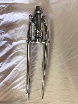 Schwinn Stingray KRATE SPRINGER bicycle FORK with HEADSET