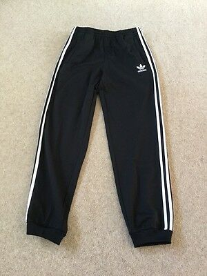 Adidas Originals Street Poly Track Pants Boys 13-14 years