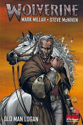Old Man Logan - Panini - Marvel Deluxe - 1ère Edition - Comme Neuf - Rare - VF