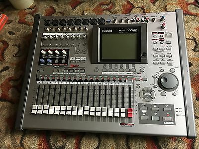 Roland VS-2000CD VS 2000 CD Digital Recorder  1680 1880 2400 2480