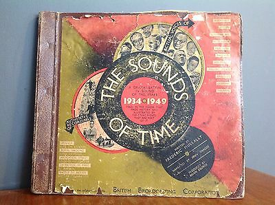 The Sounds Of Time 1934-1949 BBC Records Incomplete