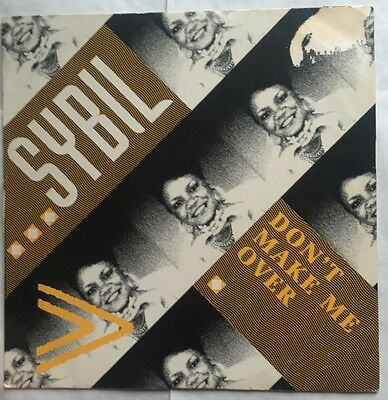 "Sybil - Sybil - Don't Make Me Over - Champion Records 12"" Single CHAMP 12.213 EX"