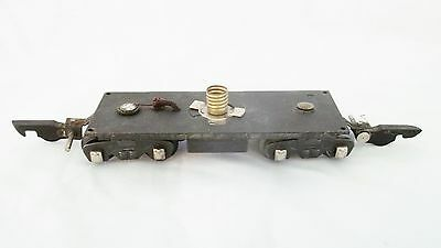 American Flyer Diecast Chassis for #630 Caboose/ Restoration or Parts