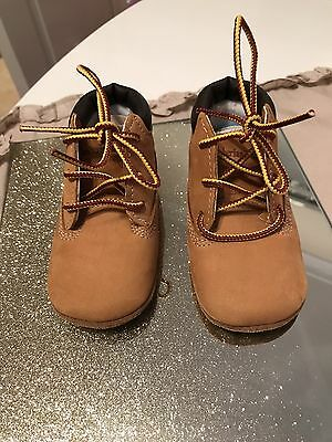 Infant 2.5 Timberlands - soft shoe