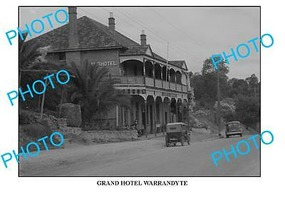 Large Photo Of Old Grand Hotel, Warrandyte, Victoria