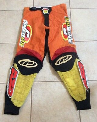 Vintage BMX Pants AXO Powerlite Size 28 Made in Italy
