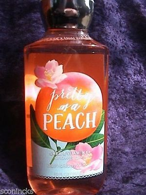 Bath & Body Works Douchegel Pretty as a Peach Shower Gel 295 ml