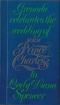 Grenada-1981-Royal Wedding Booklet