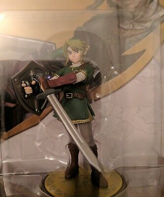 Twilight princess link amiibo 30th Anniversary Zelda Series US Version*IN HAND*