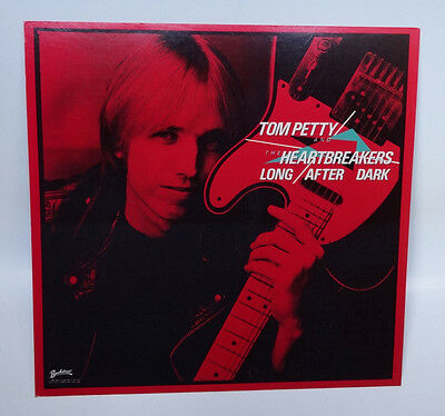 Tom Petty & The Heartbreakers 1982 Long After Dark Record Store FLAT Poster