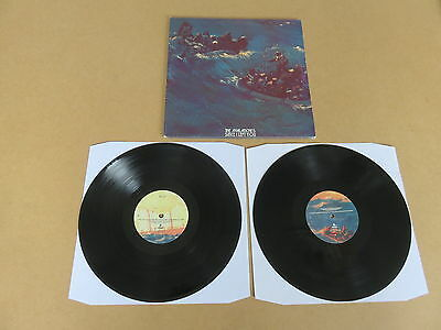THE AVALANCHES Since I Left You 2x LP RARE 2001 ORIGINAL UK 1ST PRESSING XLLP138