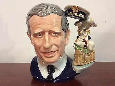 Royal Doulton D7283 Prince Charles 2008 Character Jug of The Year