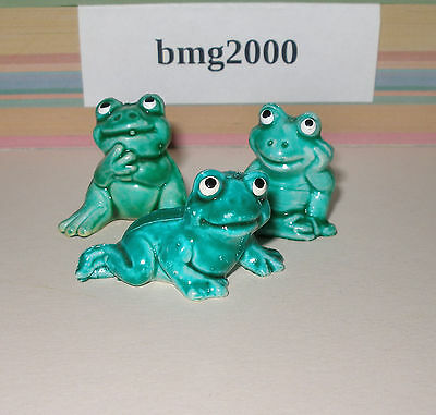 "Auswahl ""Happy Frogs"" 1986/87"