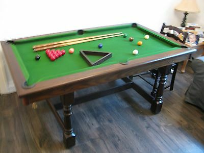 dining table / snooker table