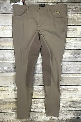 B Vertigo Mens Michael Full Seat Breeches - Men's XXL