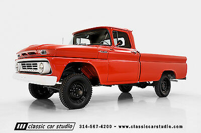 1962 Chevrolet C/K Pickup 1500 Base 1962 Chevrolet K10 Pickup
