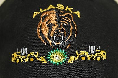 Alaska BP Heavy Equipment Rodeo 2011 black hat