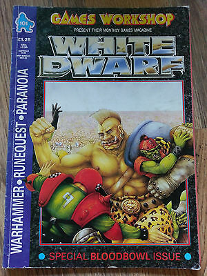 White Dwarf Back Issues Multi-Listing - Issues 101-200