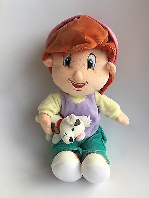 Disney Store Christopher Robin Soft Toy From Winnie The Pooh Soft Plush Disney