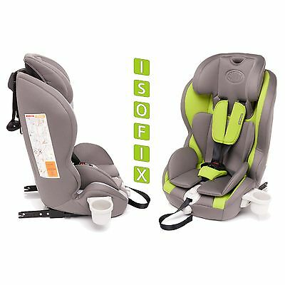 STAR-FIX 9-36kg ISOFIX siège auto groupe 1 2 3 inclinable gobelet 4BABY