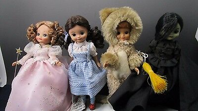 """Tonner Betsy McCall 8"""" Wizard of oz Lot"""