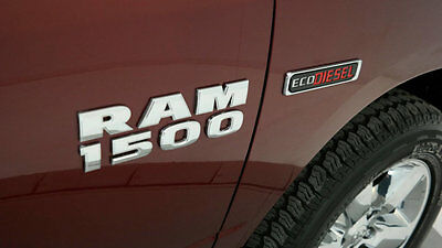 2016 Ram 1500  4 dr Crew Cab Truck Diesel 3.0L V6 Cyl Agriculture Red
