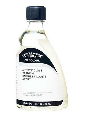 Winsor & Newton Artists' Oil Varnish Gloss