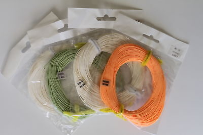 FLY FISHING - WF3F  3wt / 100ft FLY LINE ready for rod & reel weight Forward