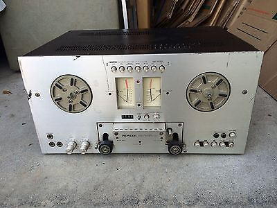 Pioneer Rt-707 Auto Reverse Direct Drive Reel To Reel