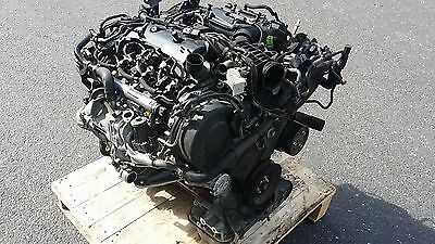 LAND ROVER RANGE ROVER DISCOVERY 2.7 TDV6 COMPLETE ENGINE (code 276DT)