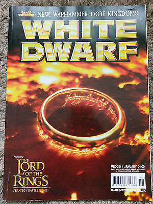 White Dwarf Back Issues Multi-Listing - Issues 301-409