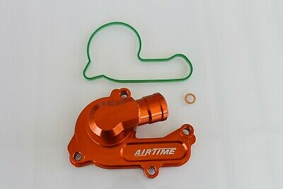Airtime New Cnc Billet Ktm 250 350 Sxf Xcf Water Pump Cover  (2016-2017)-Or349